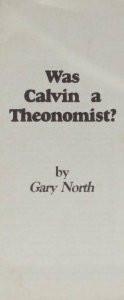 calvin theonomist